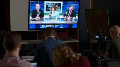 B.C. election debate