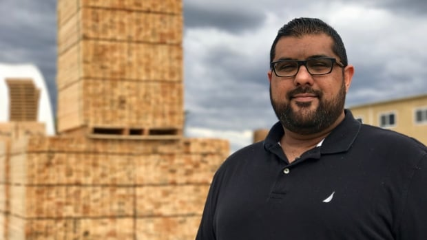 Sukhi Brar, operations manager at Advance Lumber Remanufacturing in Surrey said he is worried about what the tariffs will do to business, but he is hopeful.