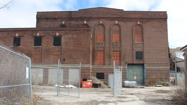 Toronto plans to turn 'glorious' garbage incinerator heritage site into downtown community hub   CBC News