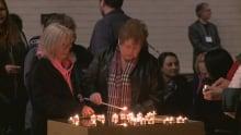 candlelight raine vigil