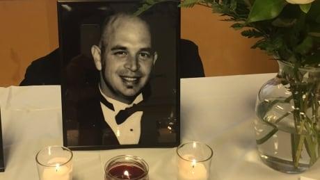 Mike's memorial