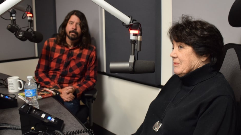 Dave Grohl's mother on the moms behind music's biggest names