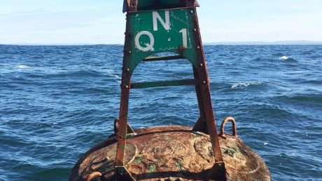 Buoy, that's a long trip: Lost beacon travels to Ireland from Nova Scotia