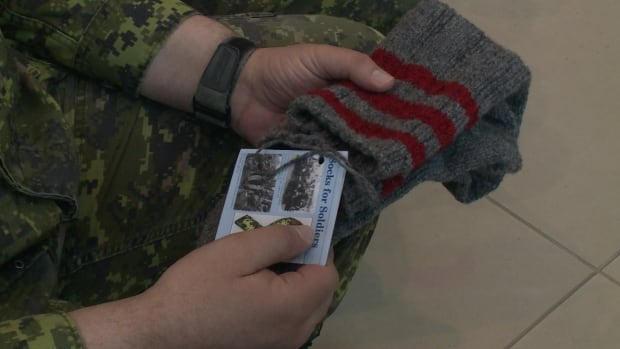 socks for soldiers