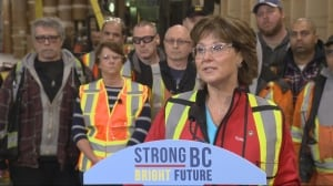 B.C. moves to ban U.S. coal transport in retaliation for softwood duties