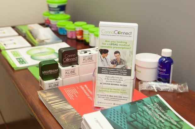 CannaConnect promotional materials