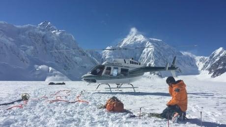 Mount Logan rescue