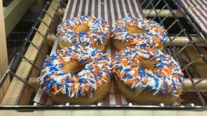 Oilers donuts