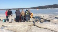Lewisporte Ice Rescue
