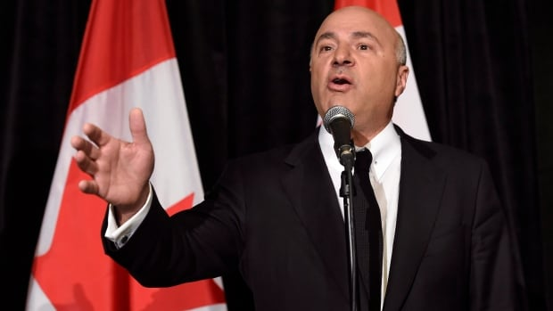 Kevin O'Leary said he was dropping out because he believes he couldn't win in Quebec - and that meant he couldn't defeat Prime Minister Justin Trudeau in the next federal election.