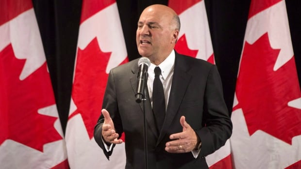 Businessman and reality TV star Kevin O'Leary dropped out of the Conservative leadership race last month - leaving his campaign more than $200,000 in debt and with some contractors saying they haven't yet been paid.