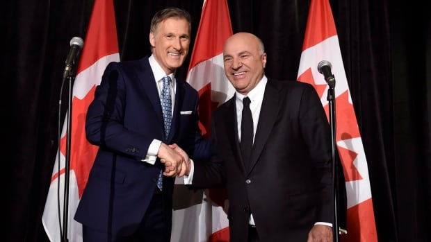 Kevin O'Leary shook up the Conservative leadership race last month when the presumptive front-runner suddenly dropped out and announced he would endorse his top rival, Maxime Bernier, instead. But Bernier's not a lock to win either.