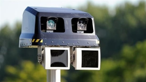 City piloting automatic speed enforcement — without the enforcement | CBC News