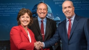 B.C. Votes 2017: Watch the final leaders' debate of the campaign