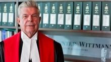Alberta Court of Queen's Bench Chief Justice Neil Wittmann