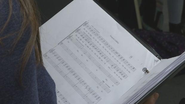 Iroquois Lullaby sheet music