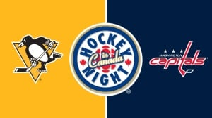 Hockey Night in Canada: Penguins vs. Capitals, Game 2
