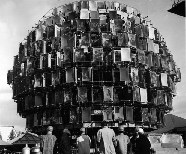EXPO 67/THE PEOPLE TREE