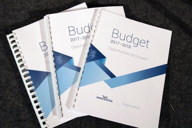 Nova Scotia budget 2017