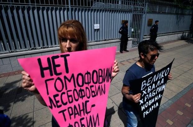 Serbia Chechnya Gays