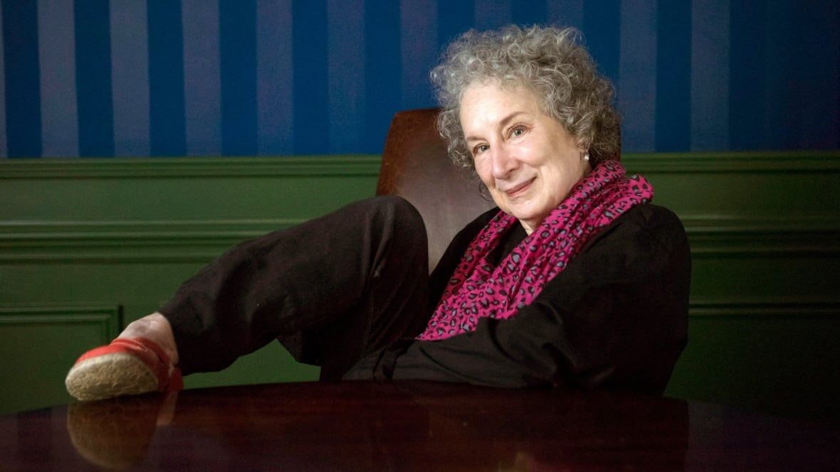 Margaret's moment: Age is an advantage, says Atwood