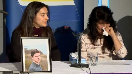 'Life has no meaning': Mother of missing UBC student makes tearful plea for answers
