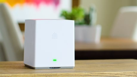 Aura Home Security Cognitive Systems WiFi