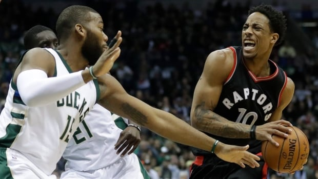 King and Cavs await in 2nd round as Raptors pass the Bucks