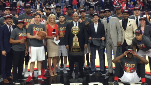 Bruno Caboclo leads Raptors 905 to NBA D-League title