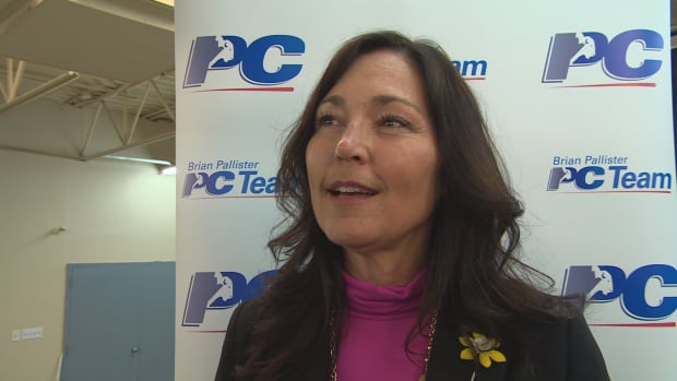 Jodi Moskal was voted in as the Progressive Conservative candidate for the Winnipeg riding of Point Douglas on Thursday.