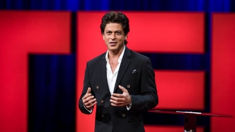 Bollywood star Shah Rukh Khan's TED message: Love is the future