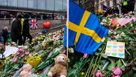 Sweden truck attack death toll climbs to 5 after woman's death