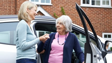 Burnaby non-profit partners with car-sharing service to provide seniors rides