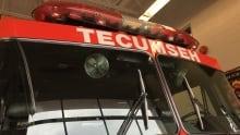 Tecumseh Fire Truck