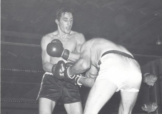 Bernie Guindon Boxing Match