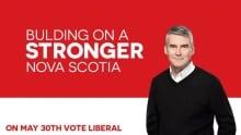 Liberal Nova Scotia election