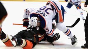 Oilers' Draisaitl excels against Ducks in Anaheim
