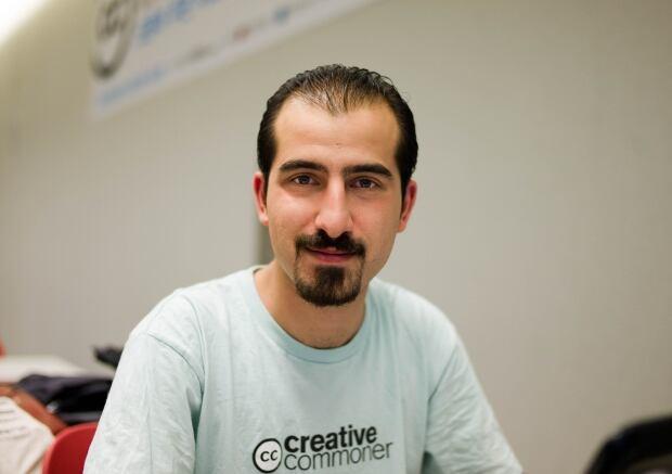 Syrian activist Bassel Khartabil Creative Commons photo