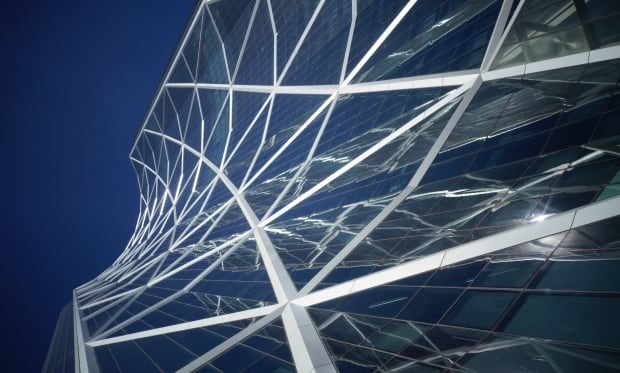 The Bow building Calgary