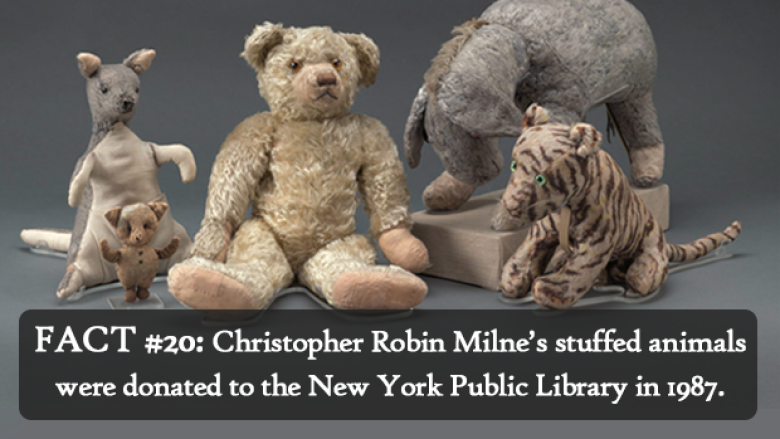90 Weird And Wonderful Facts About Winnie The Pooh Cbc Books