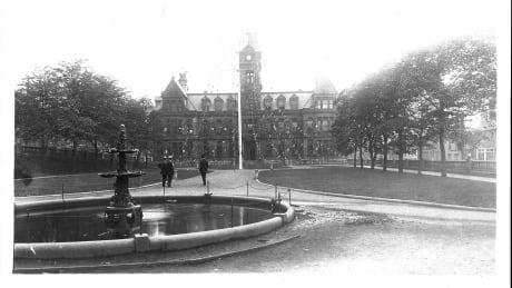 Halifax City Hall pre-1929