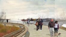 Shannon Park Waterfront Trail