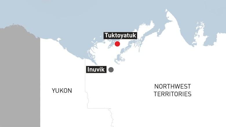 CBC Radio on ice road nwt map, yellowknife nwt map, yellowknife and hay river, yellowknife alaska, yellowknife northwest territories map,