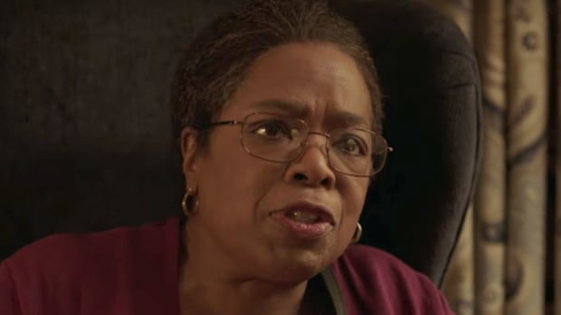 Oprah as Henrietta Lacks