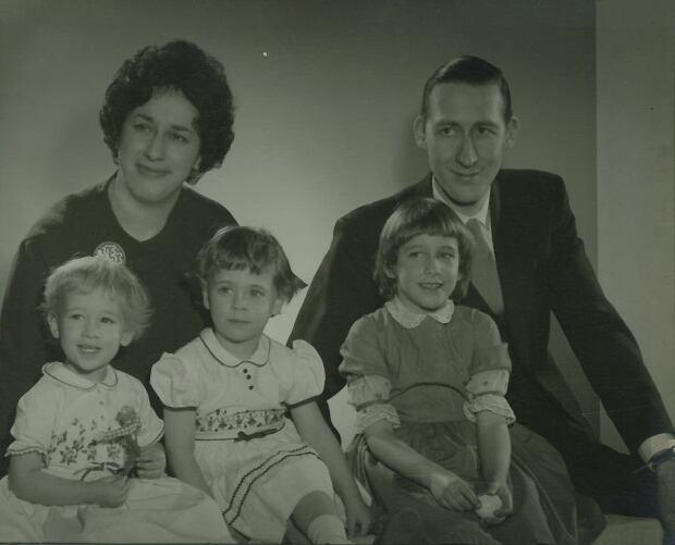 Robbie family portrait