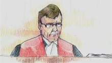 Court of Queen's Bench Justice Terry Clackson
