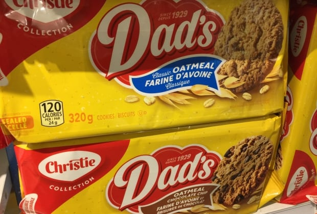 Dad's cookies oatmeal chocolate chip