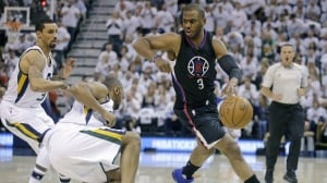 Clippers survive furious rally from Jazz to force Game 7