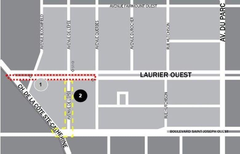 Laurier Ave  merchants brace for a summer of construction