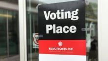 bc election voting sign polls vote